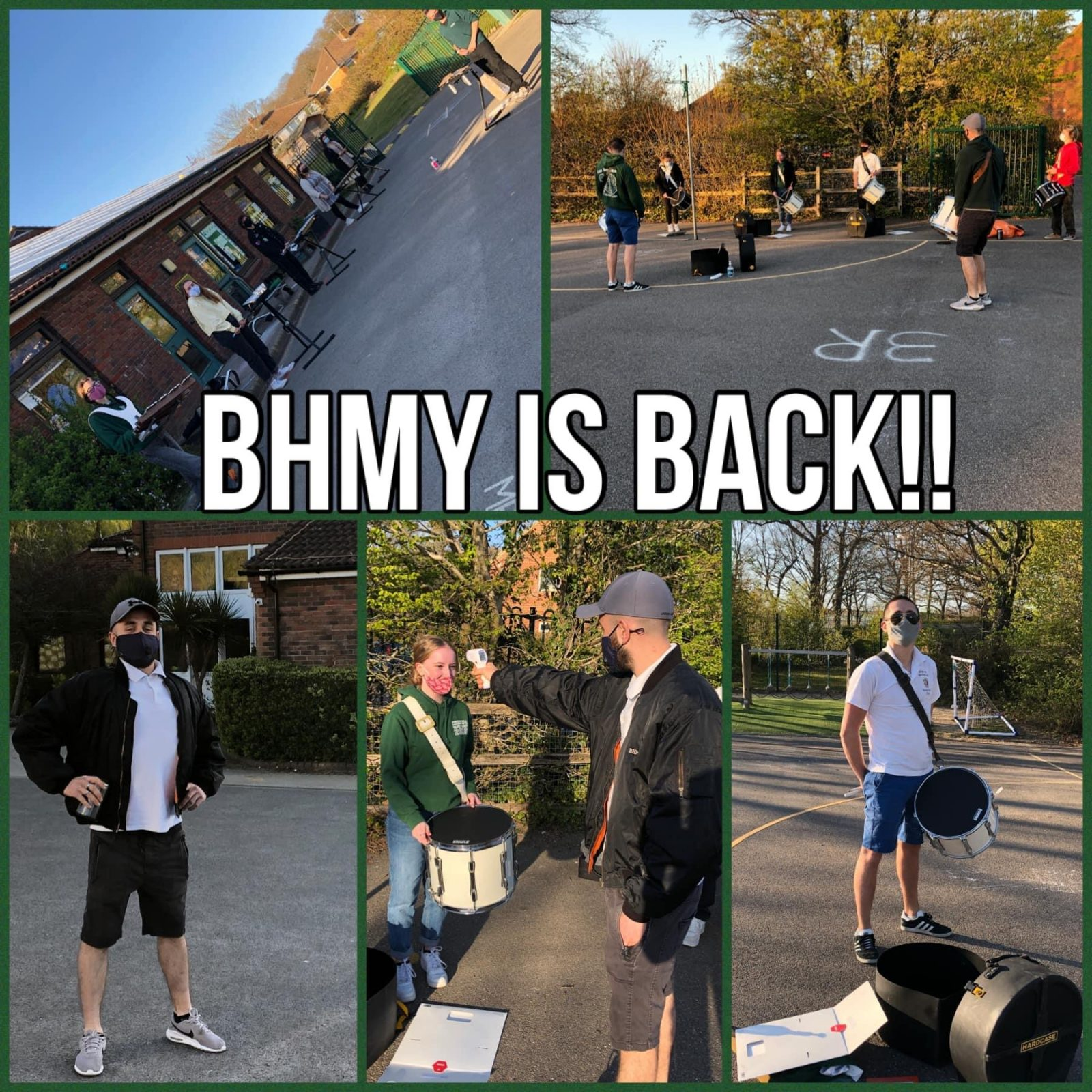 BHMY IS BACK!!